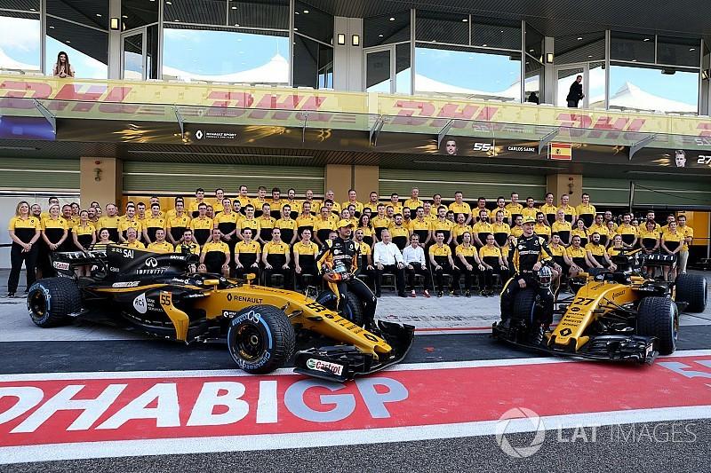 Hulkenberg: Renault será competitiva entre 12 e 18 meses