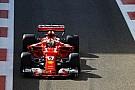 Formula 1 Vettel: Ferrari çoktan 2018'e odaklandı