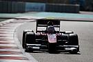 FIA F2 Abu Dhabi F2: Albon tops final practice of 2017