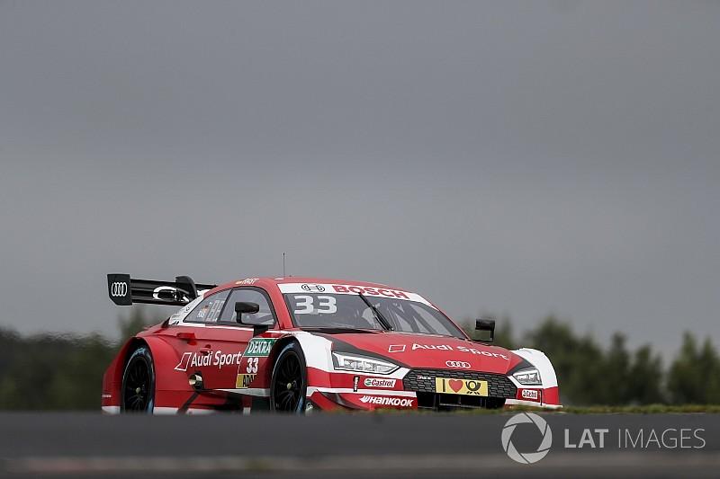 Nürburgring, Libere 2: Audi al comando con Rast, migliorano le Mercedes