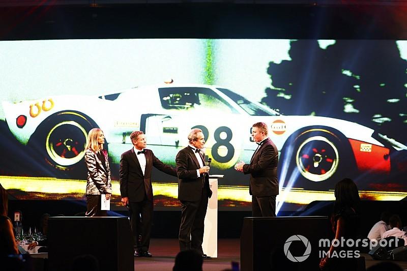 Autosport Awards: Jacky Ickx es honrado por sus logros en vida
