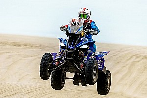 Cavigliasso takes dominant Dakar quad title