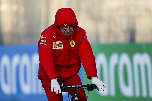 """Binotto: """"Ferrari, son performansların piste özgü olmadığını kanıtlamalı"""""""