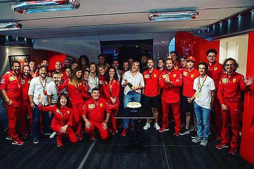 PMI si unisce alla Scuderia Ferrari per celebrare il suo millesimo Gran Premio