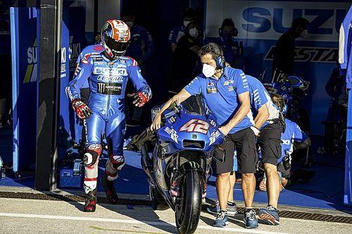 """Rins: """"Me encuentro bien en Suzuki, si no cambia nada seguiré aquí"""""""