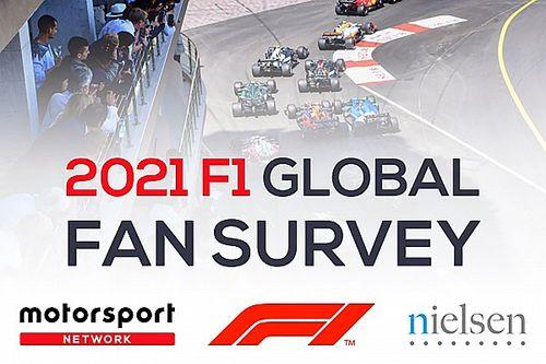 Formula 1 e Motorsport Network svelano i risultati del più grande sondaggio sportivo mai condotto da Nielsen Sports