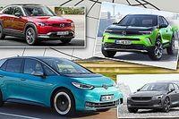 Los 10 coches eléctricos más importantes que llegarán en 2020 y 2021