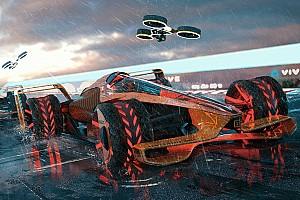 McLaren présente sa vision des Grands Prix pour 2050