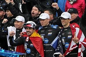 Dixon espera que Alonso inspire cruzamentos entre categorias