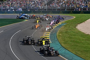 Green: McLaren, Renault ve Racing Point gibi takımlar