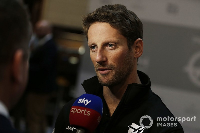 Grosjean: Não haverá chance para times médios na F1 até 2021