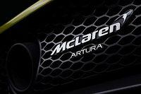 McLaren Artura, ecco il nome della sportiva ibrida