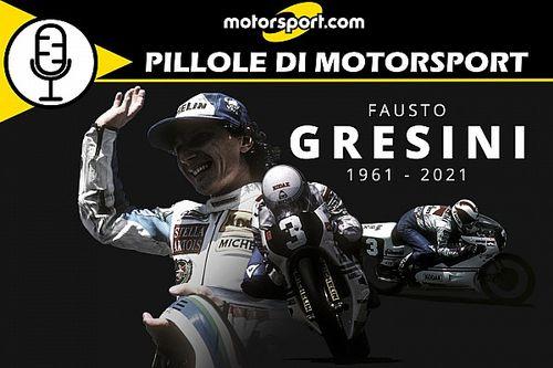 Podcast: MotoGP, nel ricordo di Fausto Gresini