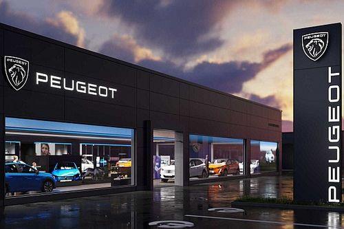 Peugeot presenta su nuevo logotipo
