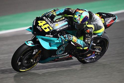 """MotoGP: Rossi diz que primeiras voltas com moto da Petronas pareceram """"estranhas"""""""