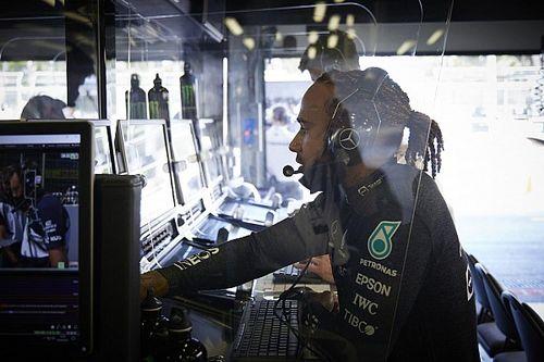 Berger: ''Hamilton baskı altında hata yapıyor''