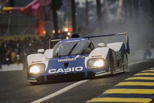 Charting 100 world championship sportscar starts for Toyota