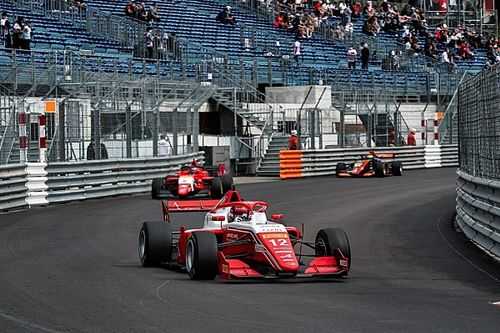Fórmula Alpine: buena actuación de Vidales y Boya en Mónaco
