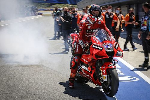 Ducati Isyaratkan Masa Depan Miller Aman