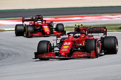 """Sainz: """"No va a ser fácil, hay tres equipos en una décima"""""""