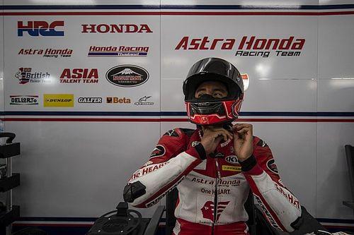 Mario Suryo Aji Percaya Diri dengan Setting Motor