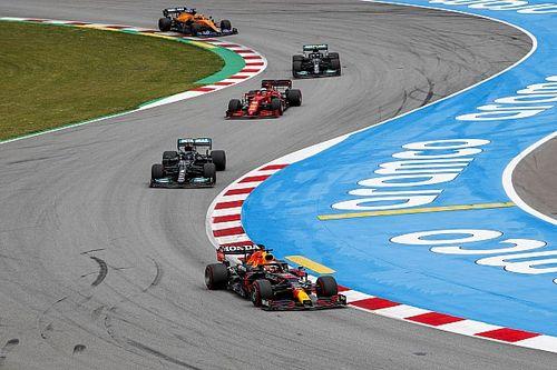 El vuelta a vuelta animado del GP de España de Fórmula 1