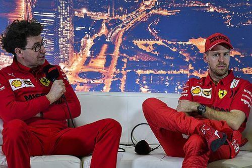 """Binotto conferma: """"Ferrari non ha voluto rinnovare con Vettel"""""""