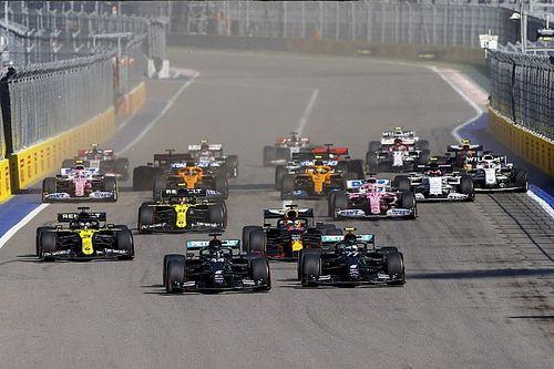 Así queda el mundial de F1 tras los problemas de Hamilton en Rusia