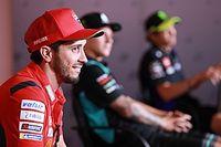 Dovizioso et Yamaha en négociations pour un poste de pilote d'essais