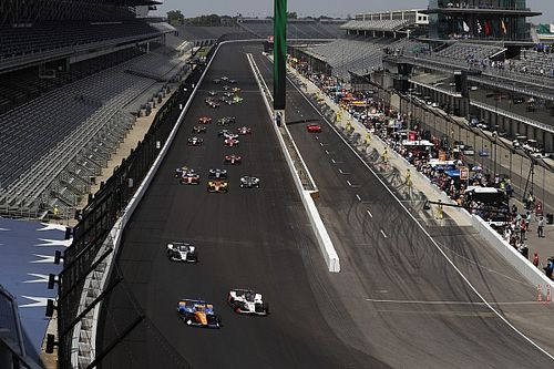 35 cars on the official Indianapolis 500 entry list