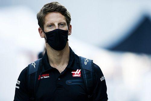 ロマン・グロージャン、今季限りでのハースF1離脱を発表