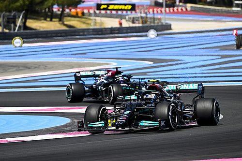 Вольф объяснил обмен шасси в Mercedes