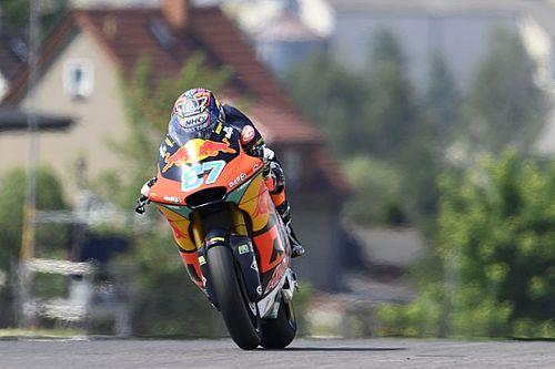 Moto2: Gardner fa tris al Sachsenring, Bezzecchi terzo