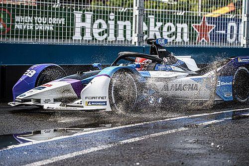 Гюнтер на BMW выиграл первую гонку Формулы Е в Нью-Йорке