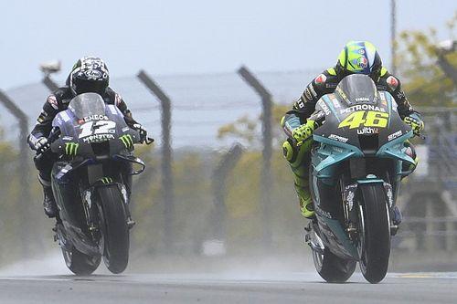 Rossi: se dieron las peores condiciones posibles en Francia