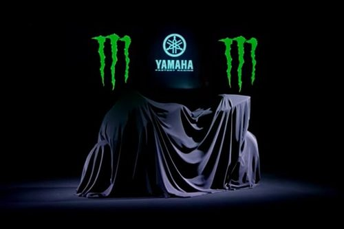 Live MotoGP: presentazione Monster Energy Yamaha Factory Racing