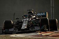 De Vries 'heel dankbaar' voor reserverol bij Mercedes F1-team