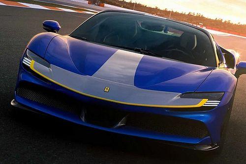 Megvan, mikor jön az első tisztán elektromos Ferrari