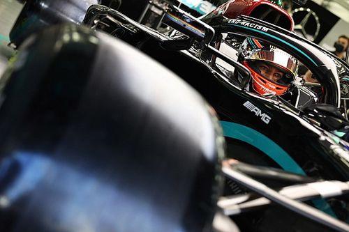 """Russell pilotará para Mercedes..."" el sobresalto de la F1 en redes"