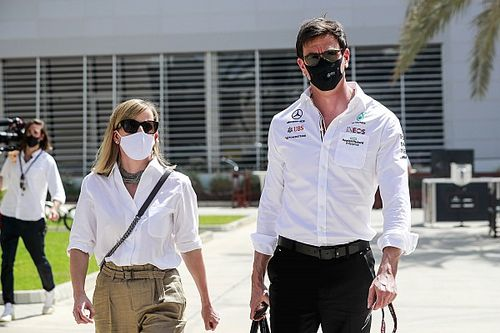 """Susie Wolff: """"Egy Wolff elég a Forma-1-be"""""""