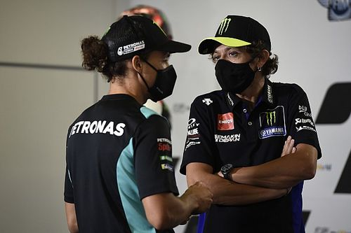 Rossi Tak Pernah Menyangka Jadi Tandem Morbidelli