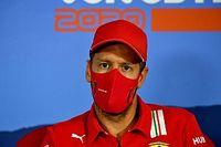 Chefe da Ferrari explica decisão de não negociar permanência de Vettel