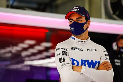 Perez to make Barcelona F1 return after negative COVID test