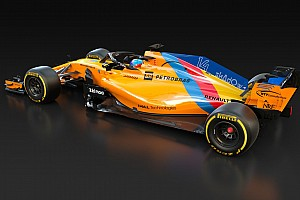 Alonso aura une livrée spéciale sur sa McLaren à Abu Dhabi