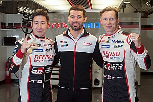 WEC Şanghay: #7 Toyota pole'de, #8 Toyota ikinci