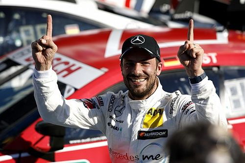 Paffett in frame for DTM return with Mercedes team
