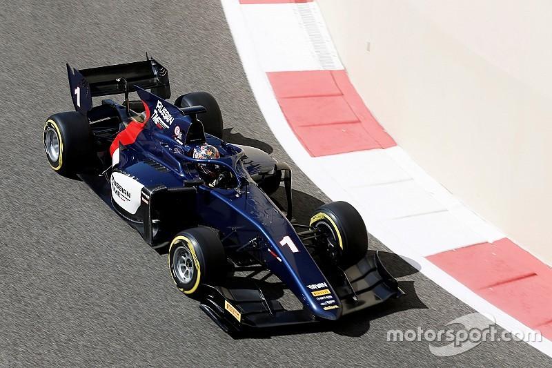 راشن تايم يبيع فريقه في الفورمولا 2
