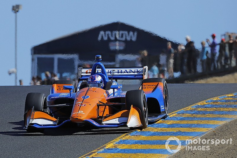 Course - Hunter-Reay s'impose, Dixon titré !