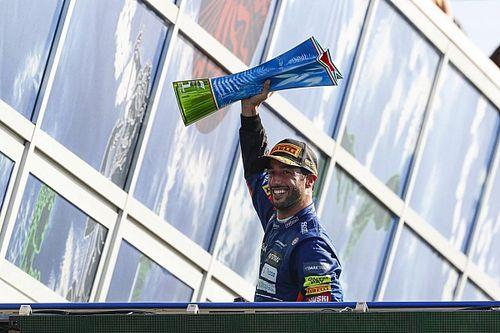 Semangat Membara Daniel Ricciardo Sebelum Menangi GP Italia