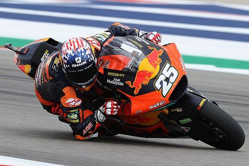 Austin Moto2: Fernandez boosts title hopes with win, Gardner crashes